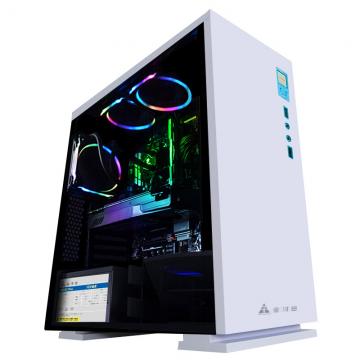 i7 7700/16G内存/SSD游戏台式办公电脑主机/DIY组装机