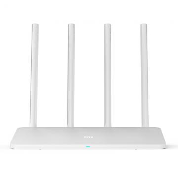 小米(MI)路由器3 1200M 5G 双频 四天线无线路由