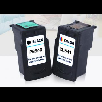 适用佳能840 841墨盒佳能打印机MX378 398 MG3580 mg3680墨盒墨水