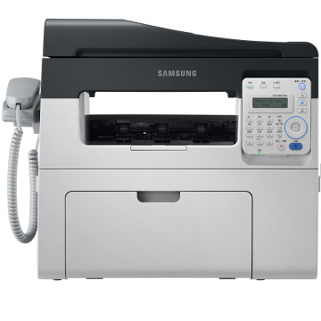 三星(SAMSUNG)SCX-4821HN 黑白激光多功能一体机 (打印 复印 扫描 传真)