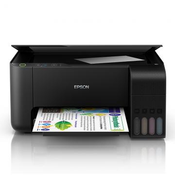 爱普生(EPSON) L3108 彩色原装墨仓式多功能一体机 (打印、复印、扫描)